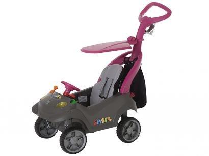 Mini Carro a Pedal Infantil Smart Baby Comfort - Bandeirante
