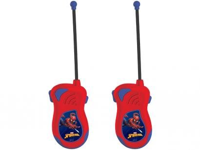 Walkie Talkie Infantil Spider-Man  - Candide