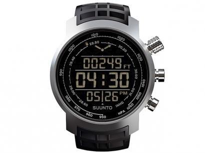 Relógio Outdoor Suunto Elementum Terra - Resistente à Água Cronômetro/Cronógrafo Bússola