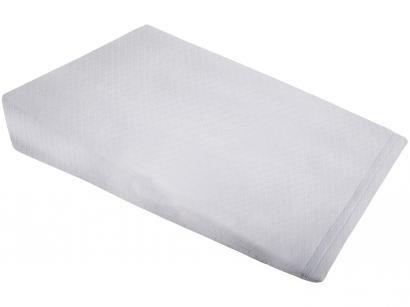 Travesseiro Anti Refluxo Saúde e Bem Estar - com Capa Protetora Impermeável - Fibrasca