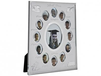 Porta Retrato em Alumínio 30x24cm - Prestíge