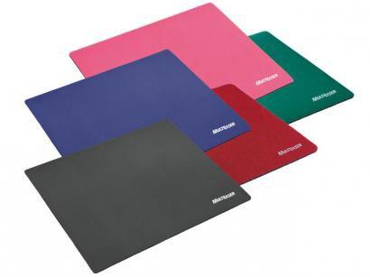 Kit de Mousepads Quadrados com 40 Unidades - Multilaser AC067