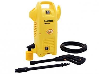 Lavadora de Alta Pressão Lavor Power Slim  - 1600 Libras 1500W Mangueira de 3m