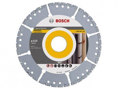 Disco de Corte Diamantado Bosch - UPP-SEG Multi Material