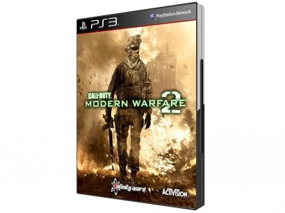 Call of Duty Modern Warfare 2 para PS3 - Activision