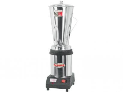 Liquidificador Industrial 4L Inox Bermar - BM 31 NR