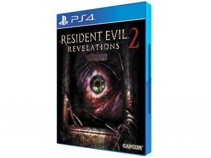 Resident Evil Revelations 2 para PS4 - Capcom