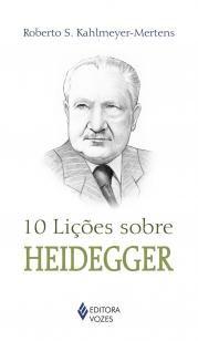 Livro - 10 lições sobre Heidegger -