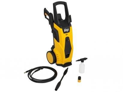 Lavadora de Alta Pressão Wap Líder 1520 Libras - Mangueira 5m Aplicador de Detergente