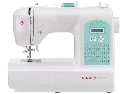 Máquina de Costura Singer Starlet 6660 - 56 Pontos