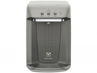 Purificador de Água Electrolux Refrigerado - Eletrônico Cinza PA31G Água Gelada e Natural