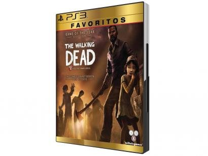The Walking Dead para PS3 - Telltale Games