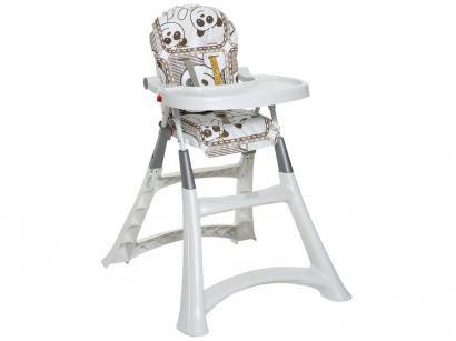 Cadeira de Alimentação Galzerano Premium Panda - para Crianças até 15 kg