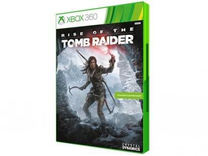 Rise of the Tomb Raider para Xbox 360 - Crystal Dynamics