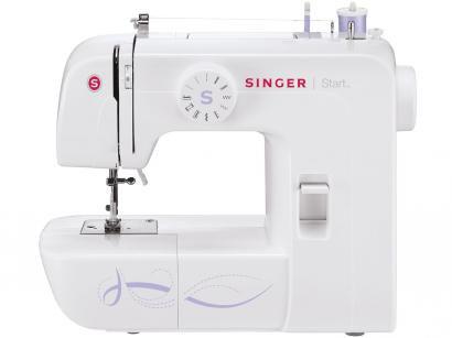 Máquina de Costura Singer Start 1306 - 750 Pontos