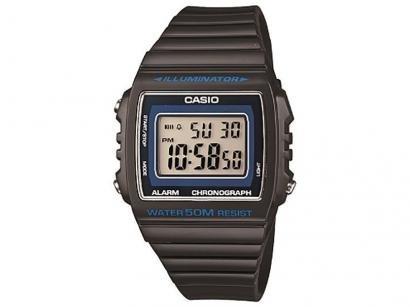 Relógio Masculino Casio Digital  - Vintage W-215H-8AVDF