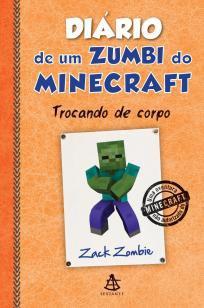 Livro - Diário de um zumbi do Minecraft 4 -