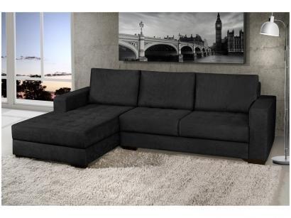 Sofá Chaise 2 Lugares Nápole - American Comfort