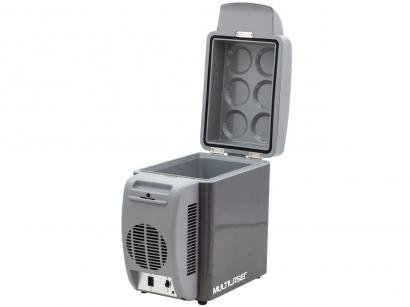 Cooler Portátil Refrigerado 7L - Multilaser TV008