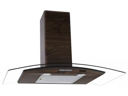 Coifa de Parede Nardelli 90cm 3 Velocidades - Wood Slim