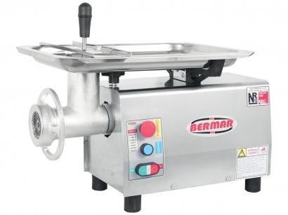 Picador de Carne Boca 10 Corte 180kg/h - Bermar BM 14 NR PF