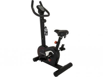 Bicicleta Ergométrica Movement Home V3 Magnética - 8 Níveis de Esforço Display 7 Funções