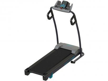 Esteira Eletrônica Act! Home Fitness Premium CLE30 - Dobrável Vel. Máxima 10km/h