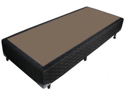Box para Colchão Solteiro Probel  - 15cm de Altura Tela Black