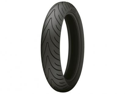 "Pneu Moto Aro 17"" Dianteiro Michelin 120/70R17 58W - Pilot Road 2"