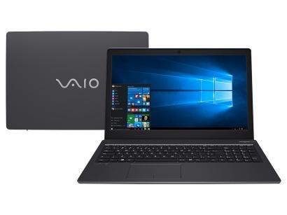 "Notebook Vaio Fit 15S Intel Core i7 - 8GB 1TB 15,6"" Windows 10"