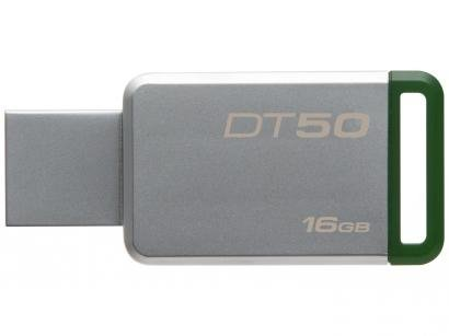 Pen Drive 16GB Kingston - DataTraveler 50 USB 3.0