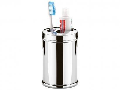 Porta Escovas/Creme Dental Brinox - Decorline 3051/100