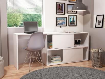 Escrivaninha/Mesa para Computador - 2 Portas de Correr BRV Móvei BC 44-06