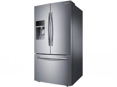Geladeira/Refrigerador Samsung Frost Free Inox - French Door 536L Dispenser de Água RF23HCEDBSR/AZ