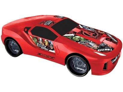 Carro Vingadores  - Toyng
