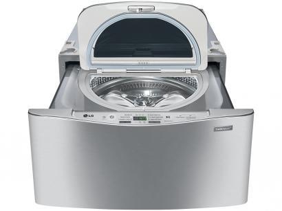 Lavadora de Roupas LG Twin Wash WD100CV.ASSF  - 2,5Kg Compatível com WD1316AD e WD17VTS68203