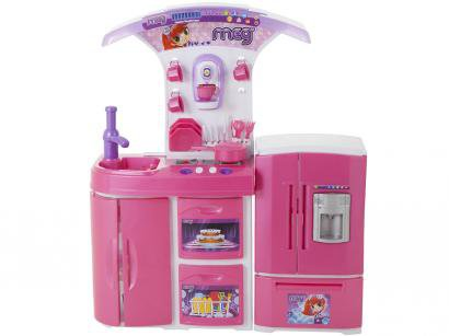 Cozinha Infantil Versátil Super - Magic Toys