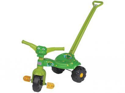Triciclo Infantil Magic Toys Tico Tico Cururu - Haste Removível
