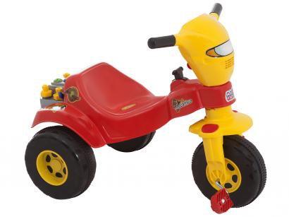 Triciclo Infantil Magic Toys  - Mecânico