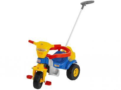 Triciclo Infantil Magic Toys Bichos - Haste Removível