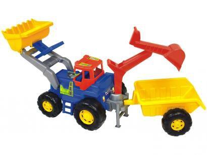 Trator Truck Super - Magic Toys