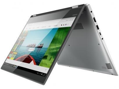 "Notebook 2 em 1 Lenovo Yoga 520 Intel Core i7 - 8GB 1TB Touch Screen 14"" Windows 10"