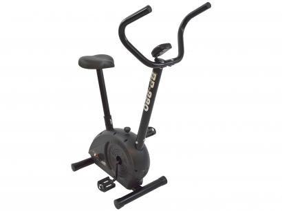 Bicicleta Ergométrica Polimet BP-880 Níveis de  - Esforço Display 5 Funções Regulagem de Altura