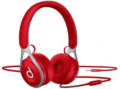 Headphone/Fone de Ouvido Beats EP  - Vermelho