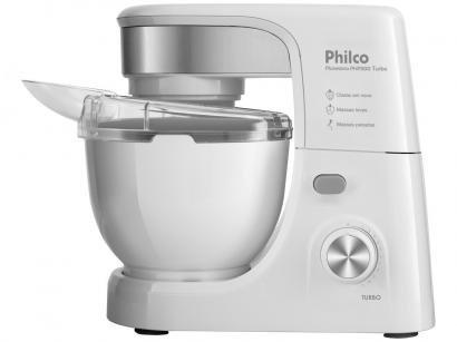Batedeira Planetária Philco Branca PHP500 Turbo  - 500W 12 Velocidades