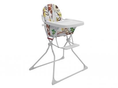 Cadeira de Alimentação Galzerano Standard II - Girafas para Crianças até 15kg