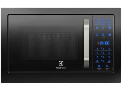 Micro-ondas Electrolux 28L com Grill MB38P - Painel Blue Touch