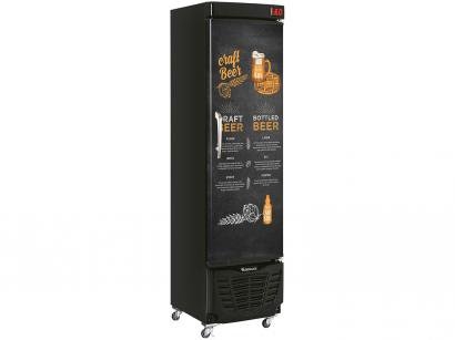 Cervejeira Gelopar GRBA-230CB Vertical 228L - Frost Free 1 Porta