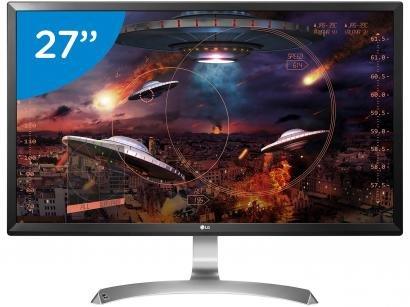 "Monitor para PC 4K LG LED Widescreen IPS 27"" - 27UD59-B"
