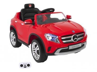 Mini Carro Elétrico Infantil Mercedes Gla - 2 Marchas 12V Bandeirante